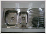 Hotel Stainless Steel Sink